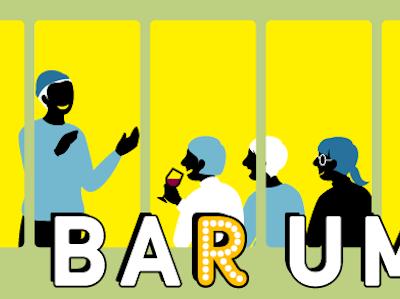 次回のBAR UMは3/23。テーマは「都会で森と暮らす」