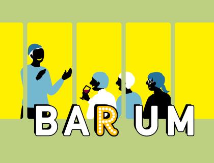 月に一度のBARイベント「BAR UM」開催します!