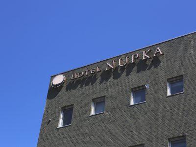 HOTEL NUPKA 街をつくるホテル