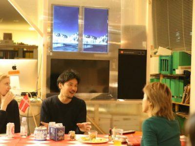 日本を飛び出して、北欧をのぞき見?