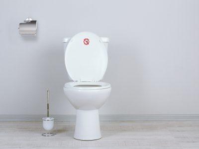 トイレの便座と人間関係のお話。