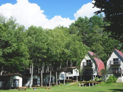 HYTTER LODGE & CABINS
